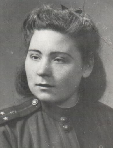 Самодурова Мария Михайловна
