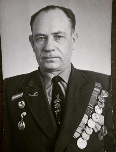 Трофимов Сергей Сергеевич