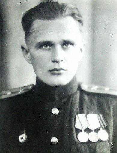 Светличный Павел Фёдорович