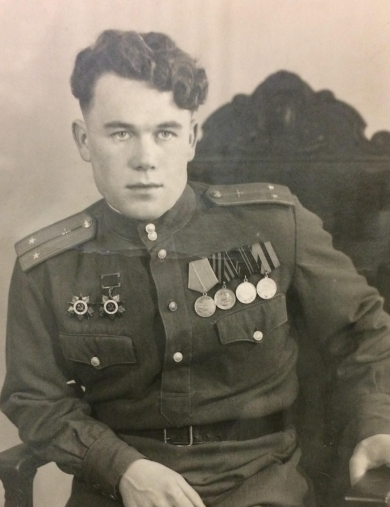 Седов Иван Михайлович
