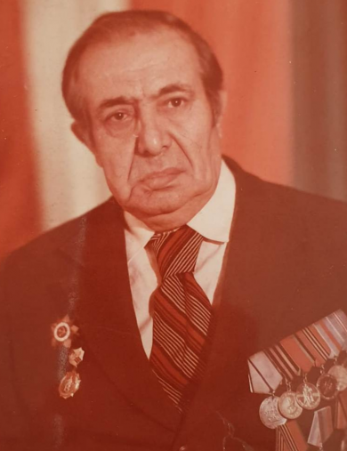 Якубов Михаил Михайлович
