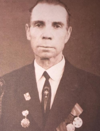 Юрков Василий Семенович
