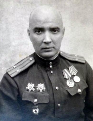 Чиберев Александр Михайлович