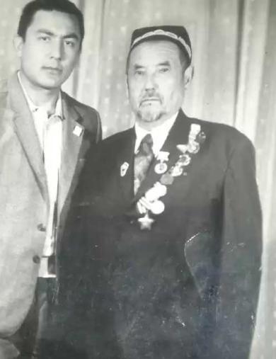 Алимов Фазил Юсуфович