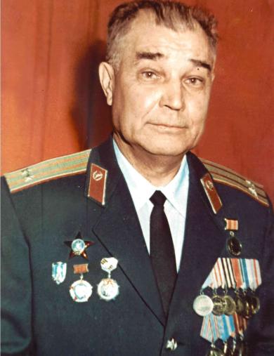 Егоров Пётр Епифанович