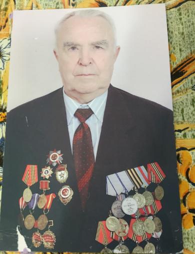 Травников Иван Сергеевич