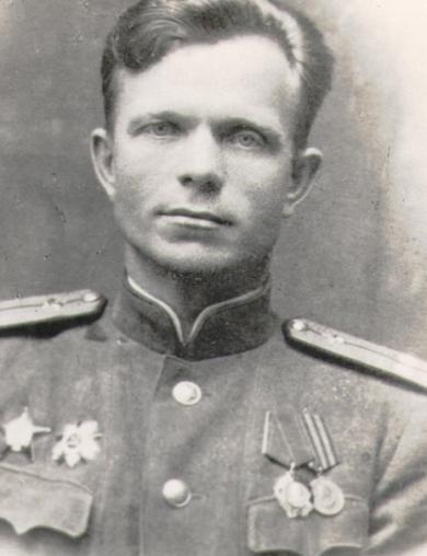 Канышев Пётр Петрович