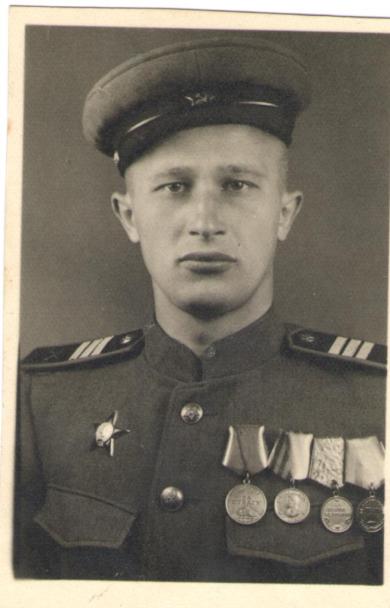 Истомин Георгий Александрович