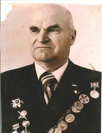 Алилуев Василий Георгиевич