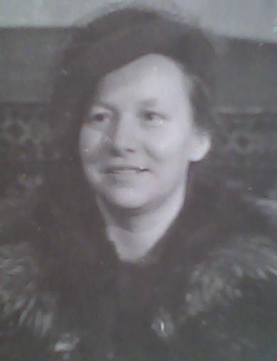 Щепина Александра Дмитриевна