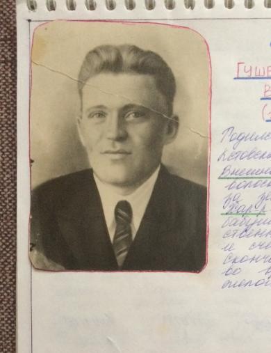 Гушев Николай Васильевич