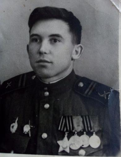 Бугаев Андрей Кондратьевич