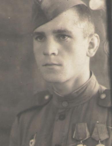 Федотов Петр Александрович