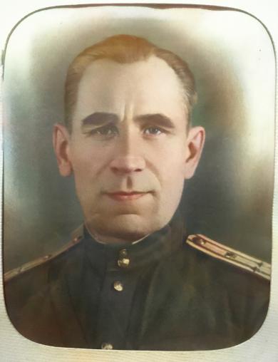 Горелов Сергей Тимофеевич
