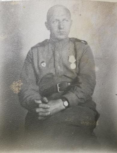 Масленников Василий Михайлович