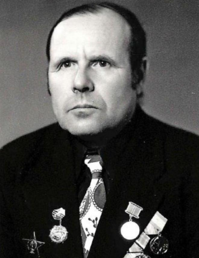 Баев Василий Фёдорович