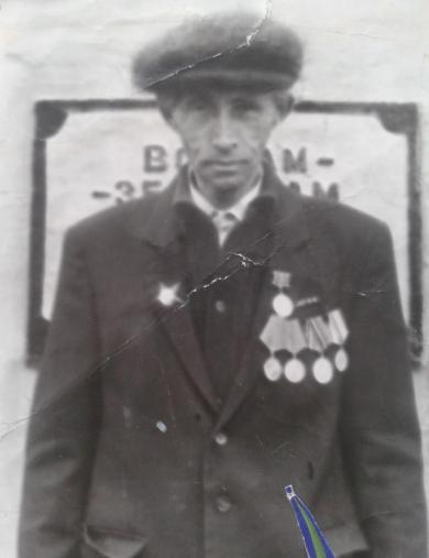 Пономарев Жафяр Хакимович