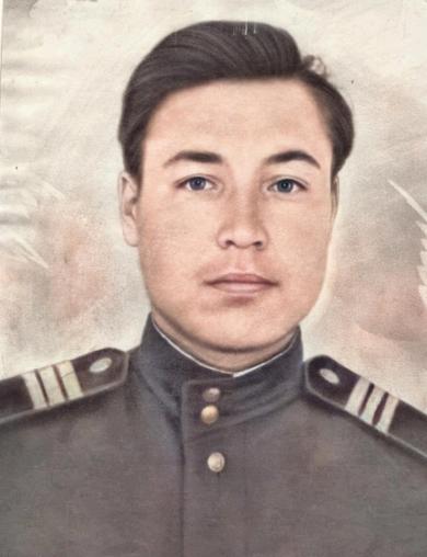 Максимов Василий Ильич