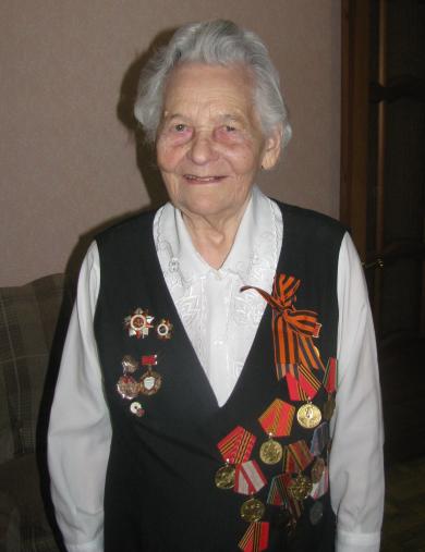 Козинцева (Кашперко) Мария Андреевна