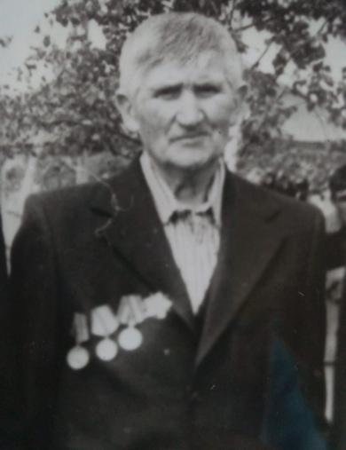 Меркушкин Захар Федорович