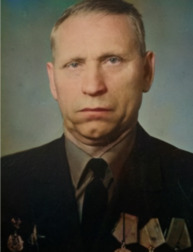 Журавлев Федор Андреевич