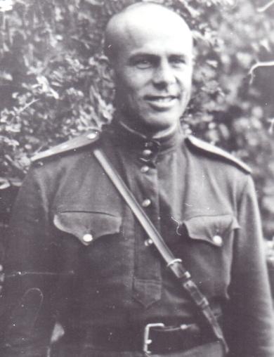 Чернов Алексей Яковлевич