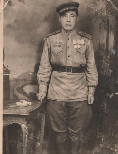 Мякишев Андрей Семенович