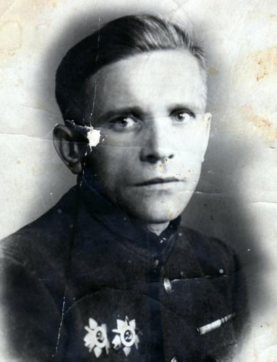 Ежов Михаил Дмитриевич