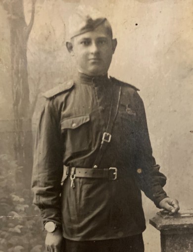 Шестериков Василий Яковлевич