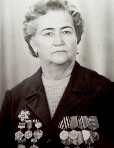 Таучус (Даневская) Антонина Сергеевна