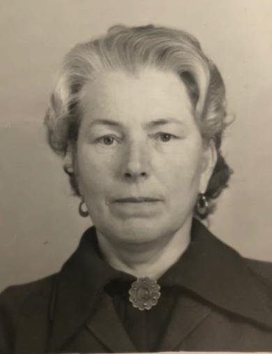 Хренова Вера Александровна