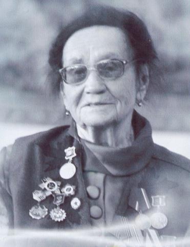 Мотовилова Раиса Лаврентьевна