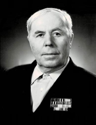 Тенюшов Леонид Яковлевич