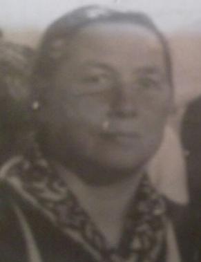 Чистякова(Лавочкина) Александра Ильинична