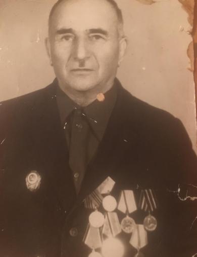 Еремян Гариб Саркисович