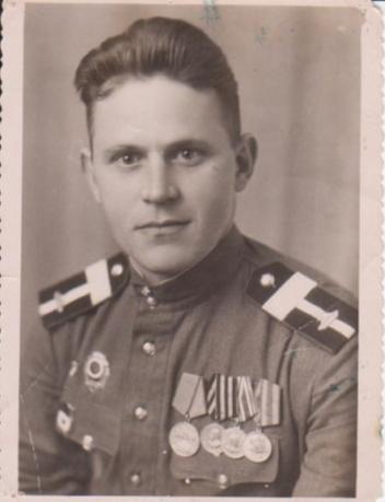 Разумовский Владимир Петрович