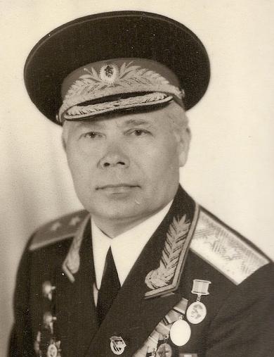 Яковлев Михаил Яковлевич