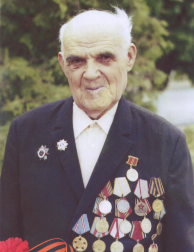 Бугаёв Фёдор Семёнович