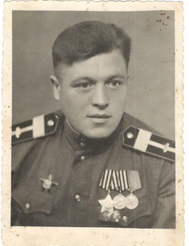 Боровков Иван Михайлович