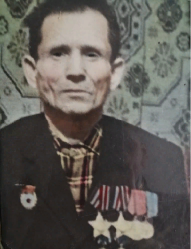 Казанцев Иван Павлович
