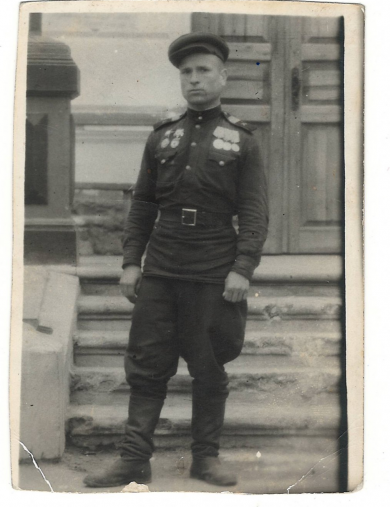 Акимов Михаил Степанович