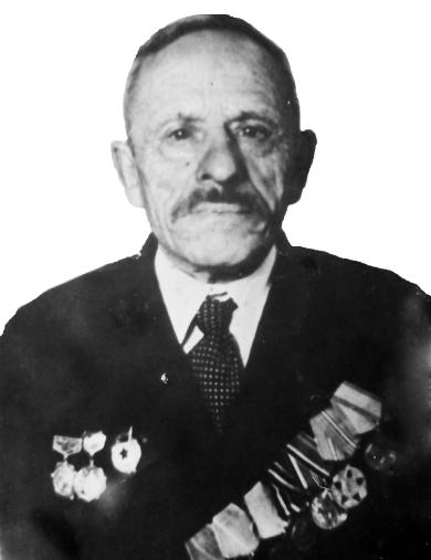 Иванов Илья Игнатьевич