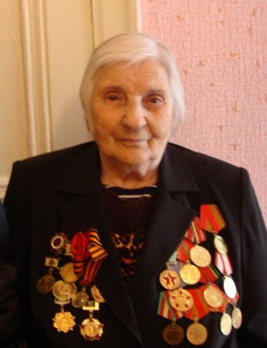 Косухина Анна Сергеевна
