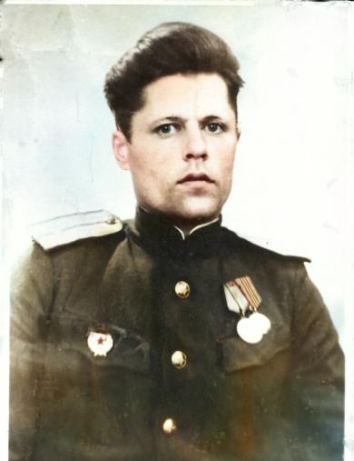 Петриков Иван Яковлевич