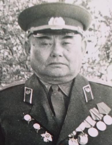 Янжинов Иван Бакланович