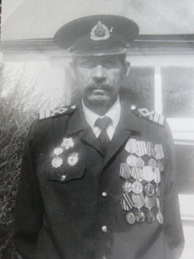 Лавренев Михаил Прокопьевич