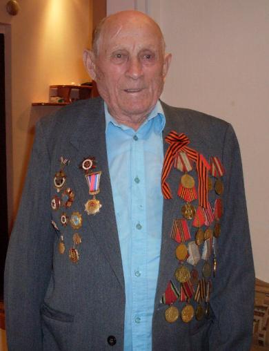 Гаврилов Григорий Михайлович