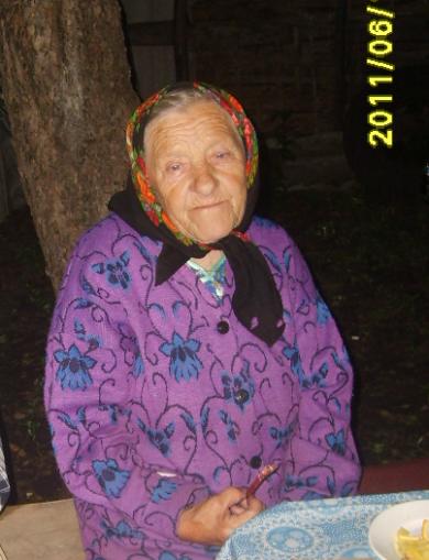 Васина Евдокия Афанасева