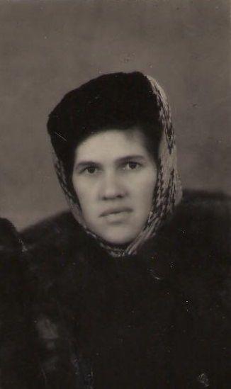 Алексеева Евгения Петровна