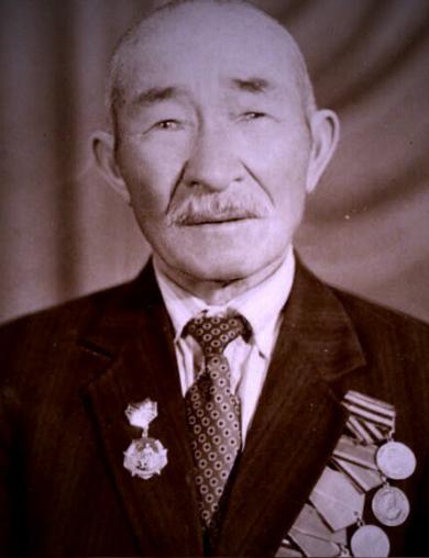 Хамитов Толеухан